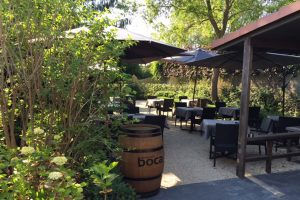 Restaurant boca - terras schilde